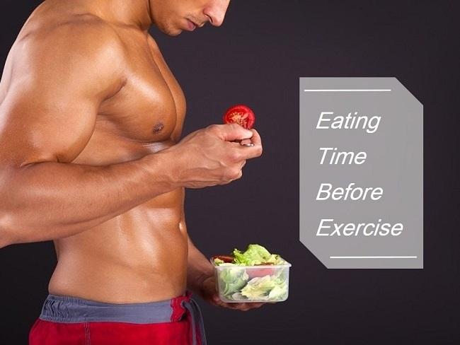 運動前的進食時間該怎麼抓?