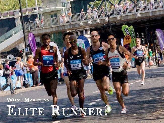 菁英跑者馬拉松
