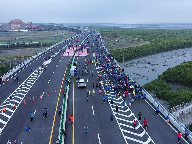 西濱半程馬拉松