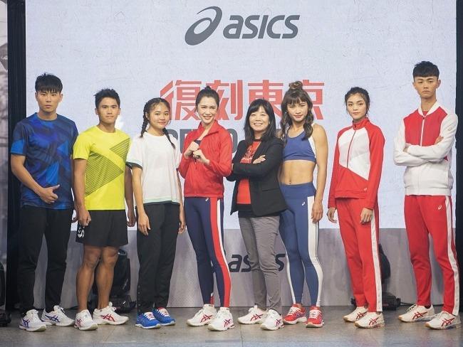 劉奕兒與奧運國手同框