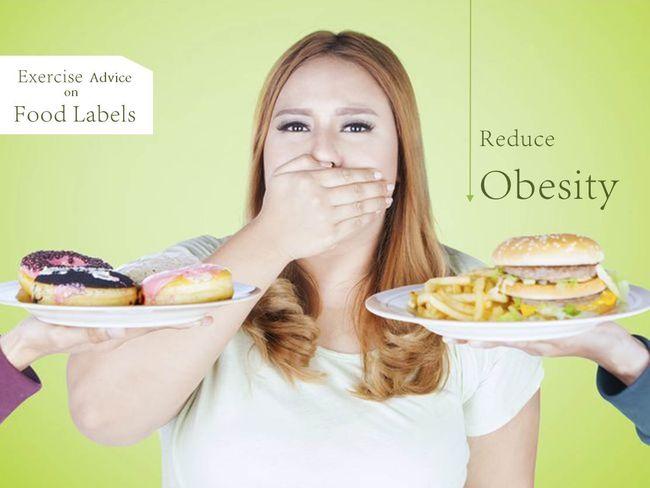 食品運動標籤