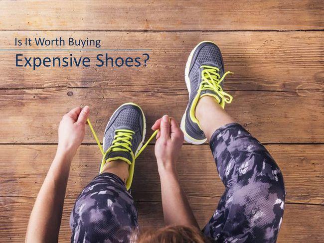 昂貴的跑鞋