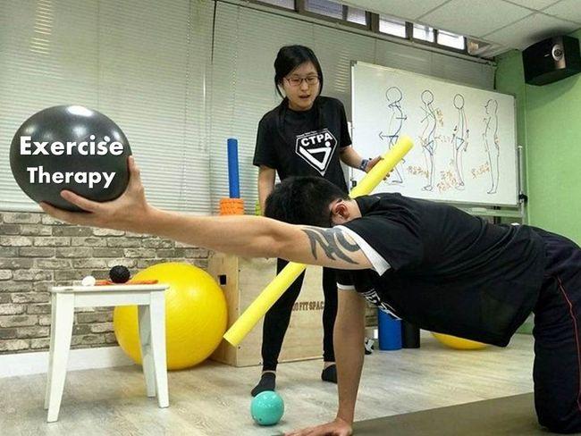 物理治療師指導運動治療