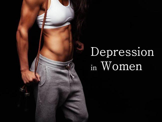 婦女憂鬱和焦慮症狀