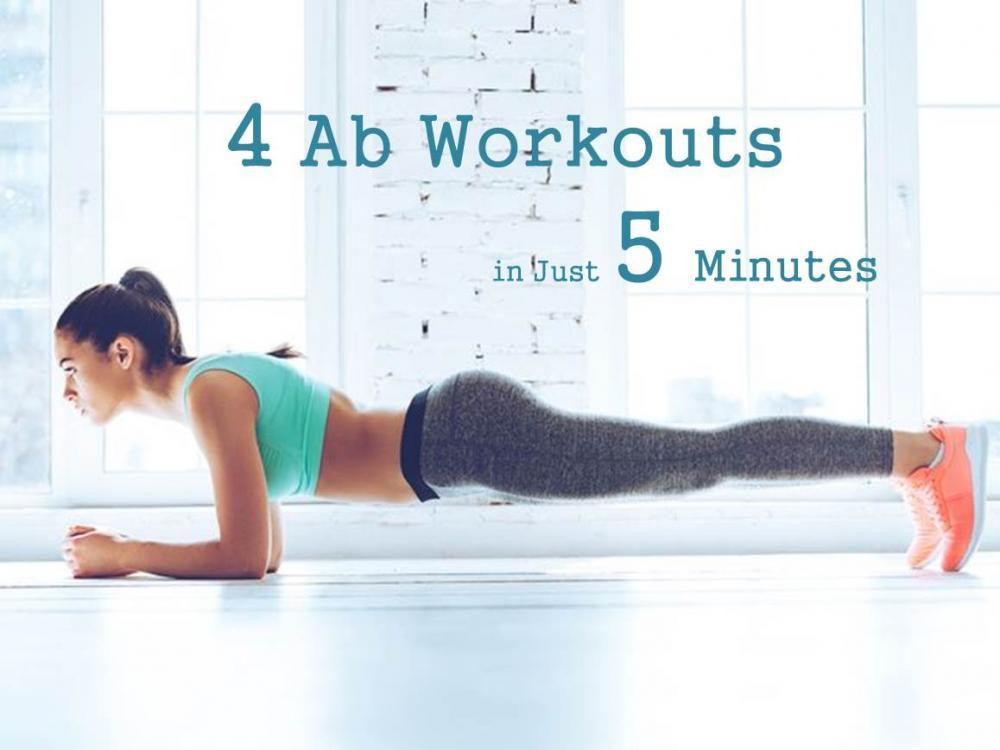 5分鐘循環訓練