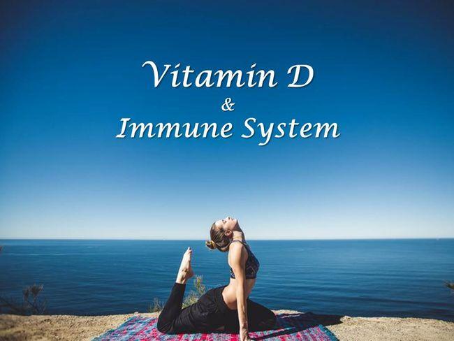 維生素D與免疫系統