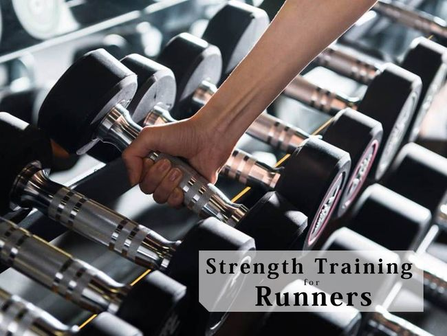 跑者肌力訓練
