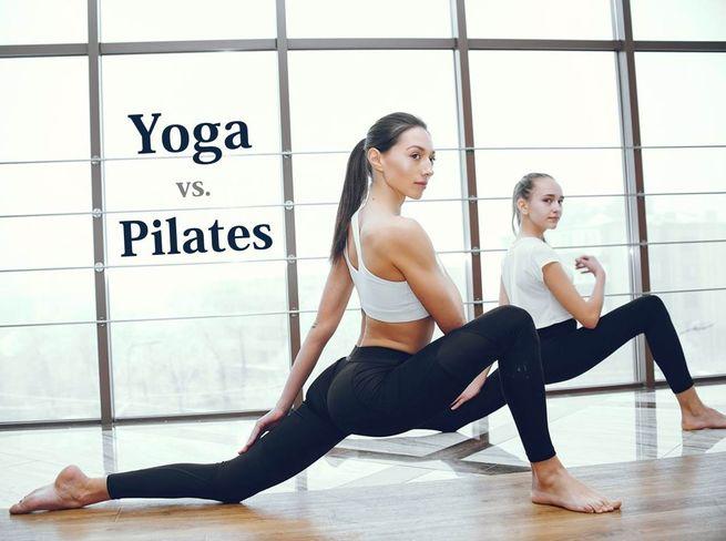 瑜伽 VS. 皮拉提斯