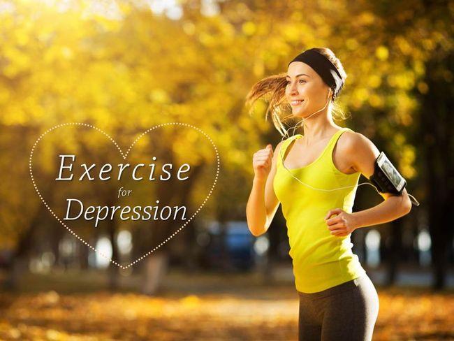 跑步和抗憂鬱藥療效相同