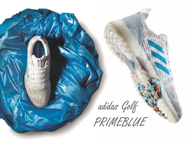 adidas Golf全新PRIMEBLUE環保系列