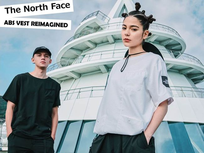 THE NORTH FACE 2020春夏膠囊系列