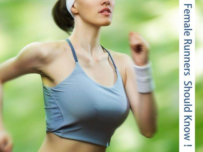 女跑者必須了解的5件私密事