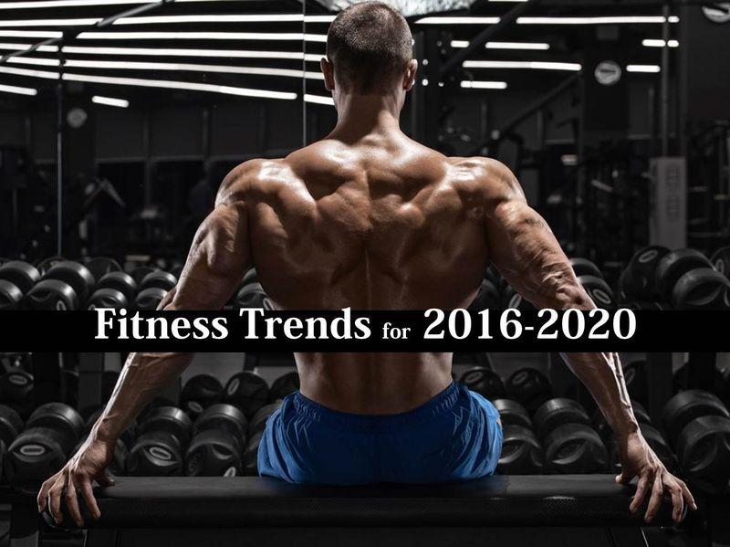 2016-2020之健身趨勢