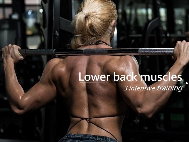 超實用下背肌訓練動作