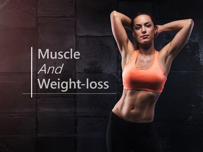 肌肉與瘦身效率