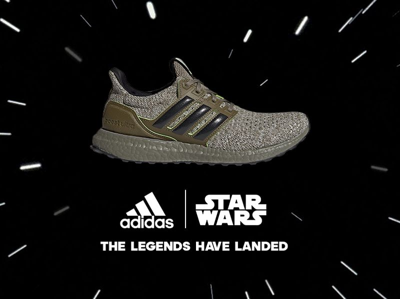 adidas X Star Wars全新聯名
