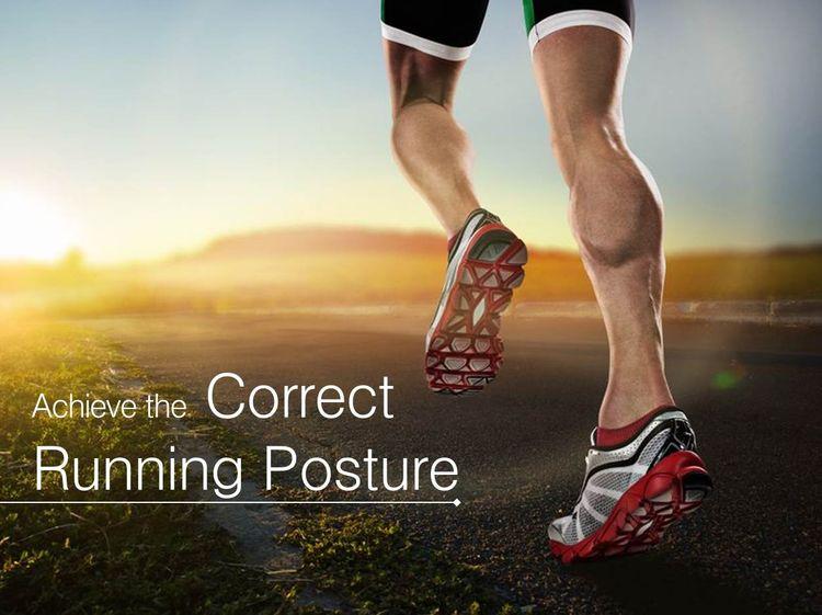 跑步時觸地方式