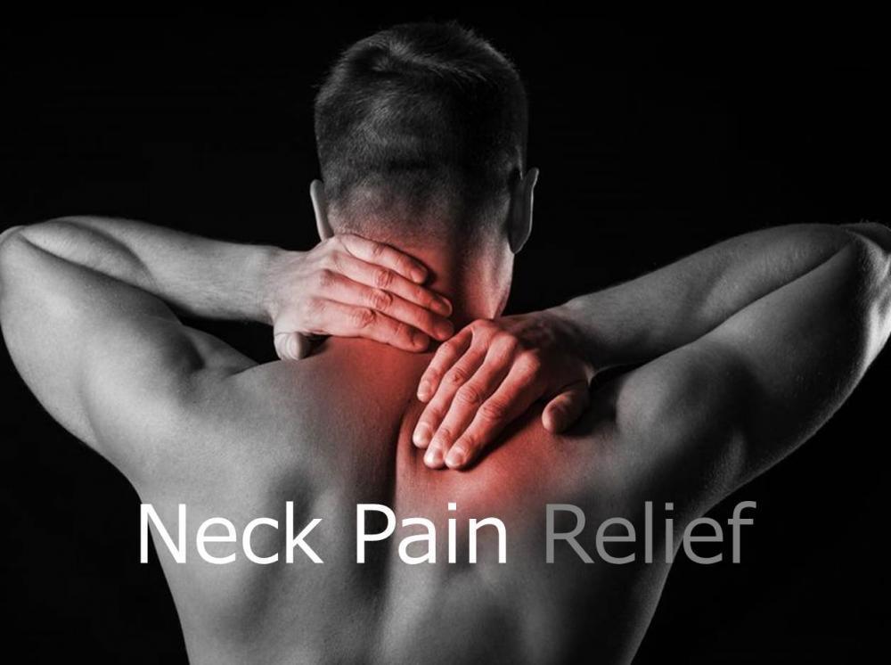 頸椎病舒緩疼痛