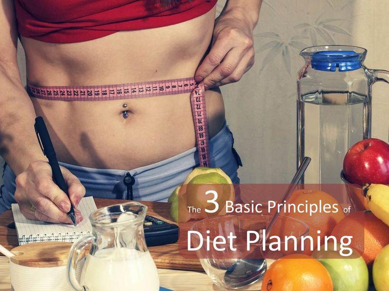 科學合理的減肥方法與瘦身計畫