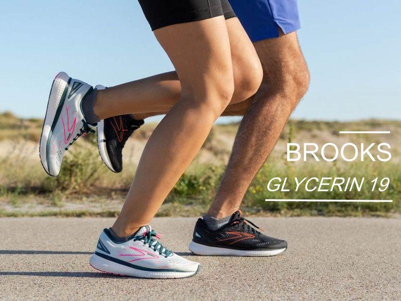 BROOKS 甘油 GLYCERIN 19