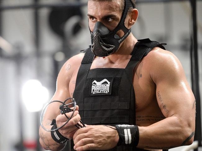 口罩會不會干擾運動能力