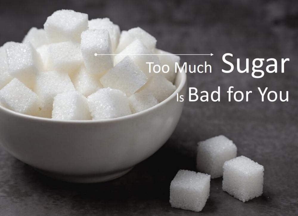 糖吃太多的壞處