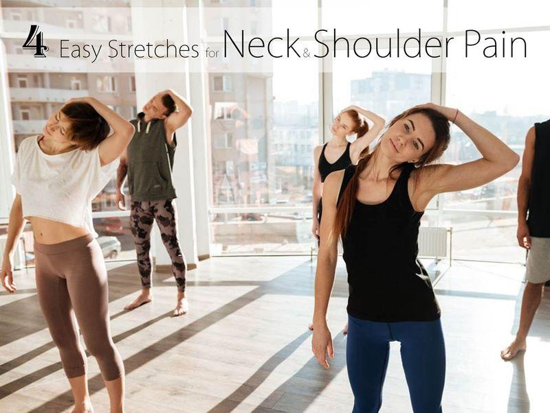 1分鐘紓緩三類肩頸痛動作
