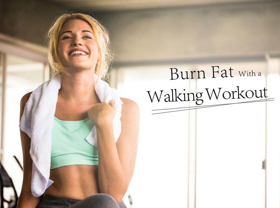 4週「享瘦步行法」訓練