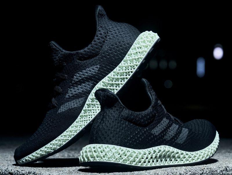 adidas「未來之鞋」Futurecraft 4D