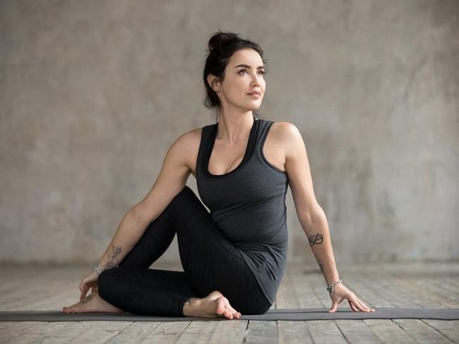 3個瑜伽動作緩解便秘