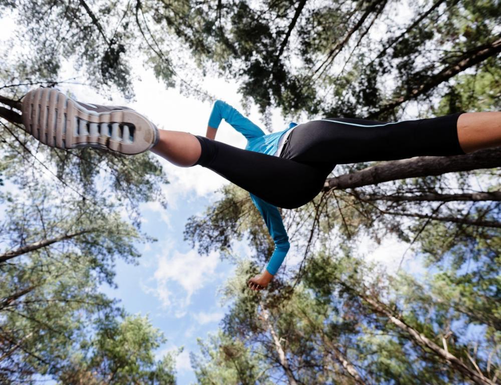 衣索比亞長跑冠軍都在用的跑山訓練秘訣-之字攻頂