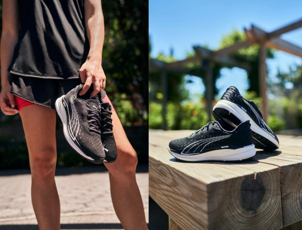 終極避震氮氣跑鞋   全新加厚版 PUMA Magnify NITRO避震緩衝升級