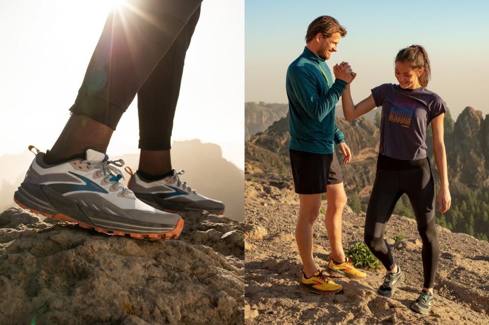 經典越野跑鞋再升級! CASCADIA 16 舒適探索越野全地形