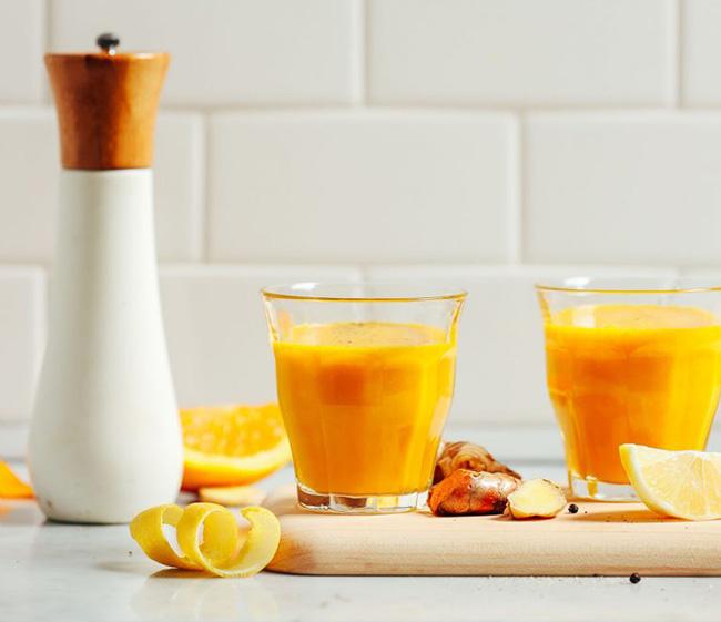 橙香抗炎果汁